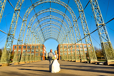 wedding photography farnborough hangar